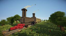Thrivus Train (Small Passenger Train) Minecraft Project