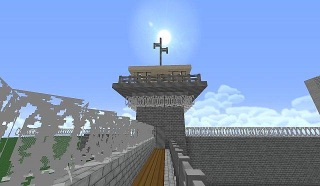 Minecraft Realistic Prison Minecraft Project