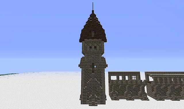 Gothic/medieval Tower