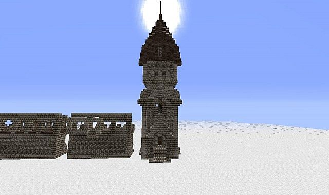Gothic Tower Front