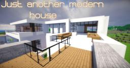 Just Another Modern House Minecraft
