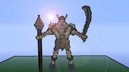 Dorin- The great Slayer of Pancakes Minecraft