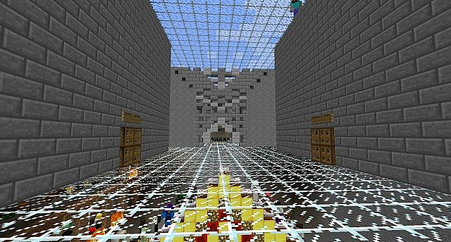 Upstairs of main spawn