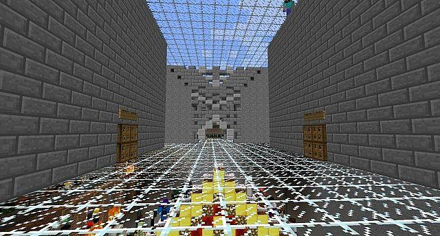Upstairs of main spawn