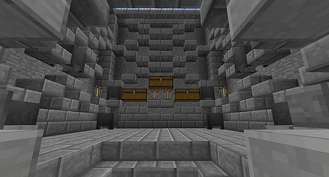 One of the many useful rooms at main spawn!