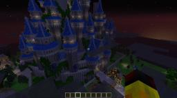 Castle Server Spawn ( Best for pvp I think) Minecraft Map & Project