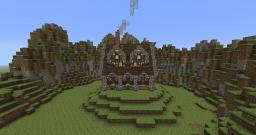 Medieval Roof Design Minecraft Map