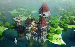Swamp Castel (World Save) Minecraft Map & Project