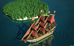 Lannister's Ship Minecraft
