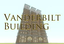 Vanderbilt Building Minecraft Map & Project