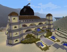 Bomberman Arena Minecraft Project