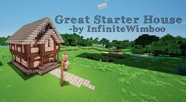 how to build a good house in vanilla minecraft
