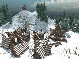 Frostcorner [World of Elandor] Minecraft Project