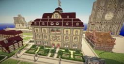 Eagle-Library (Adler-Bibliothek) Minecraft Project