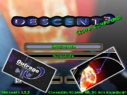 Descent 3: Retribution/Mercenary Texture Pack (Sci-fi) Minecraft Texture Pack
