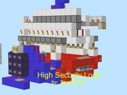 High-Security Combination Lock: New Combination Every Day Minecraft