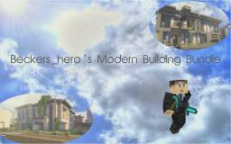 beckers_hero's Modern Building Bundle Minecraft Map & Project
