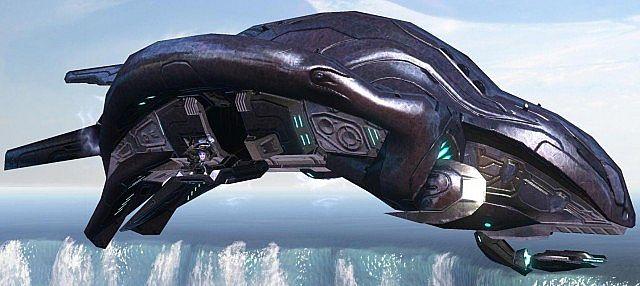 Phantom Gunboat - Halo Nation — The Halo encyclopedia ...  |Halo Reach Phantom