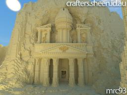 Petra - With Download Minecraft Project