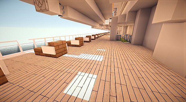 New Hi-res Teak Deck Textures