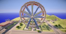 Ferris Wheel Minecraft Project