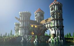 Little Castle Minecraft
