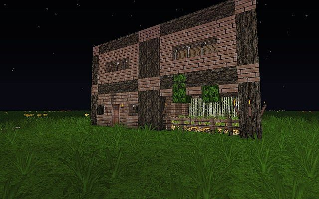 The Simplicozy Home Minecraft Project