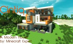 Cintiq- A Modern Home by Minecraft Expert Minecraft Project