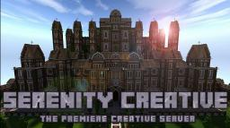1.6.1 Serenity Creative Server Minecraft Server