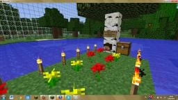 Hungergames arena Minecraft Map & Project