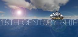 18th Century Ship Minecraft