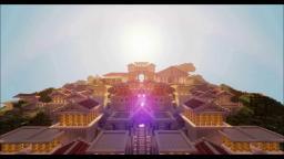Temple of poseidon Minecraft Project