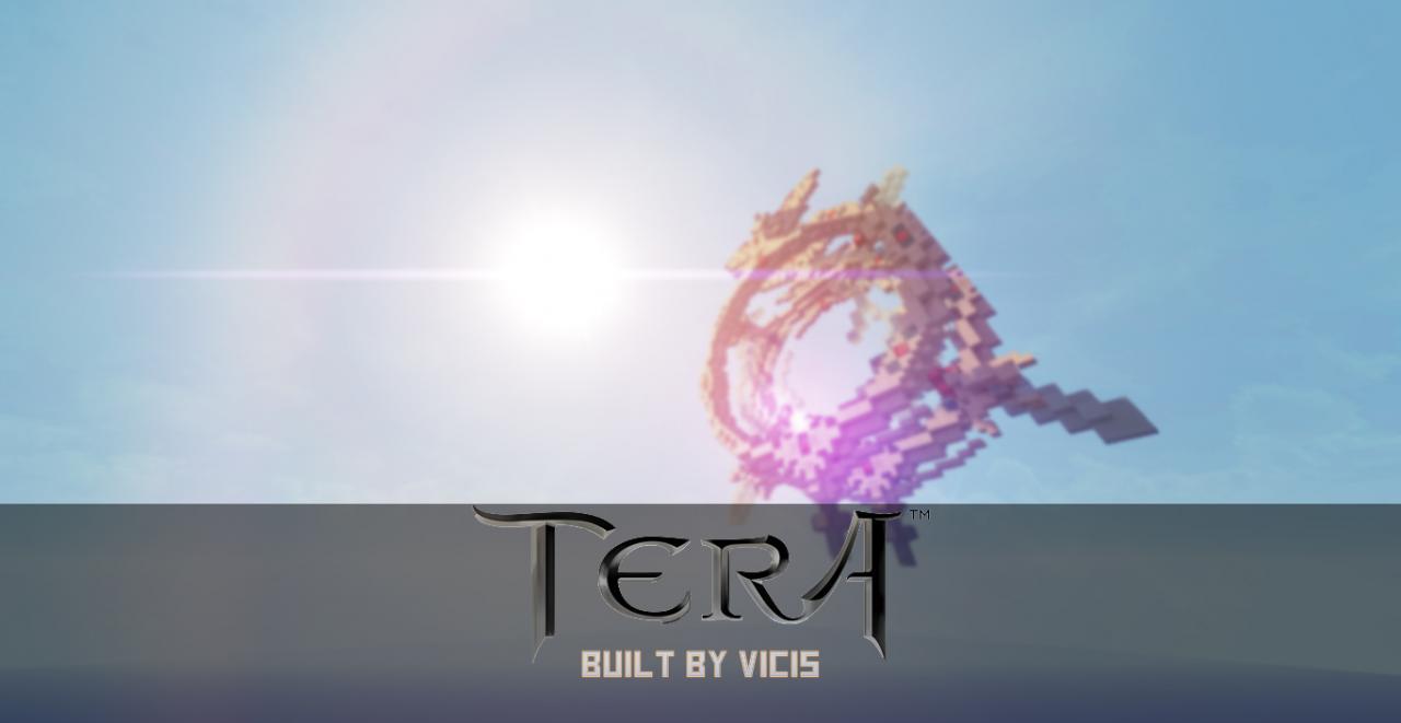 TERA | Warp Gate Minecraft Project