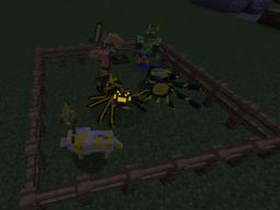 Eternal's Mob Tex Pack 2 Yellow!!!! Minecraft Texture Pack