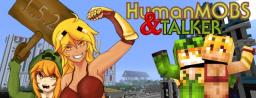 [1.5.2] HumanMobs & Talker. The HumanMOBS and MobTalker crossover!! UPDATED: Items, Achievements and BugFixes!! Minecraft Mod