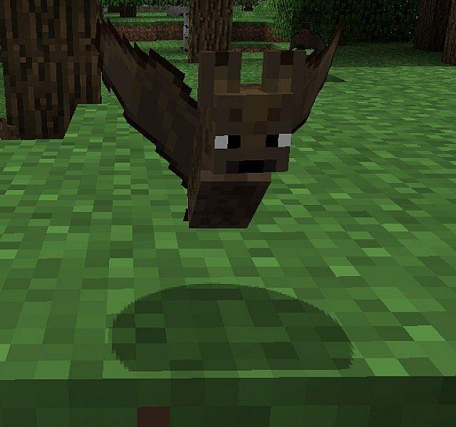 The Fallen Bat Minecraft Project