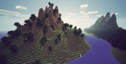 Entonea [A Huge Terraform Minecraft Map]