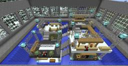 Research lab Minecraft Map & Project