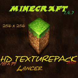 Big Realistic 1.4.7 HD 256x256 By Lancer Minecraft Texture Pack