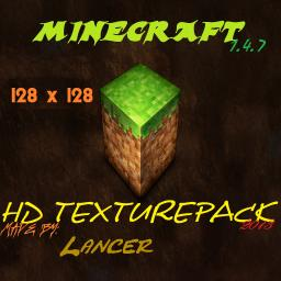 Big Realistic 1.4.7 HD 128x128 By Lancer Minecraft Texture Pack
