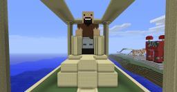 Notch On A Throne Minecraft Blog