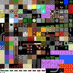 Wolfs Pixelated (TexturePack) [16x16 ][WIP] Minecraft Texture Pack