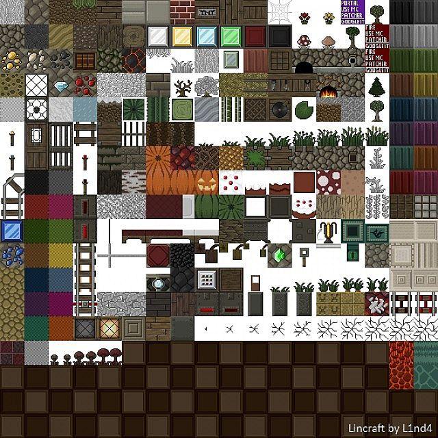 Minecraft 32x32 texture pack rpg texture pack minecraft
