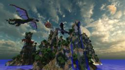 Dragonspeak home of the dragons Minecraft Map & Project