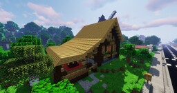 Macaw's Roofs  (1.16.5, 1.15.2, 1.14.4) Minecraft Mod