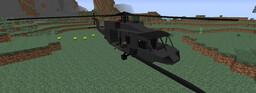 Last Winter Modern Warfare Pack v0.4 Minecraft Mod