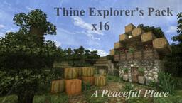 Thine Explorer's Pack [1.15-1.16] - x16 - Thx for 30k views! Minecraft Texture Pack