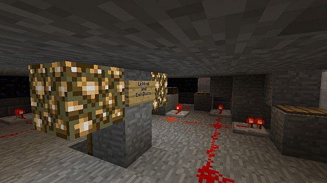 The Archer S Bunker Minecraft Survival Base Minecraft