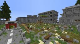 Survival Games - Forlorn [HIVE/PERFECT ROUND] Minecraft Map & Project