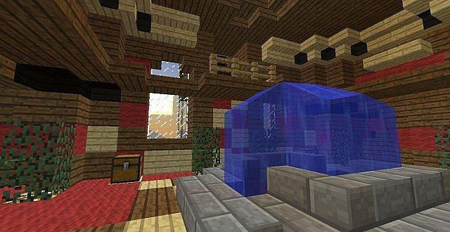 Mountain Castle Survival Minecraft Project